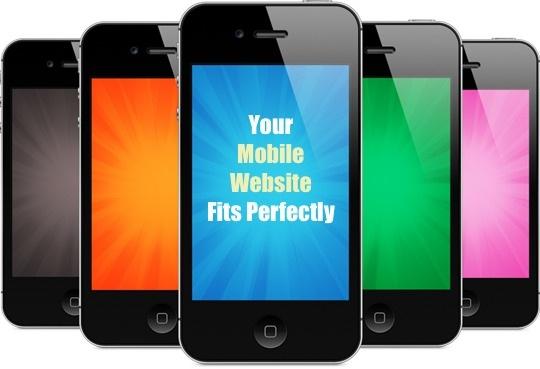 mobile website design perth fremantle